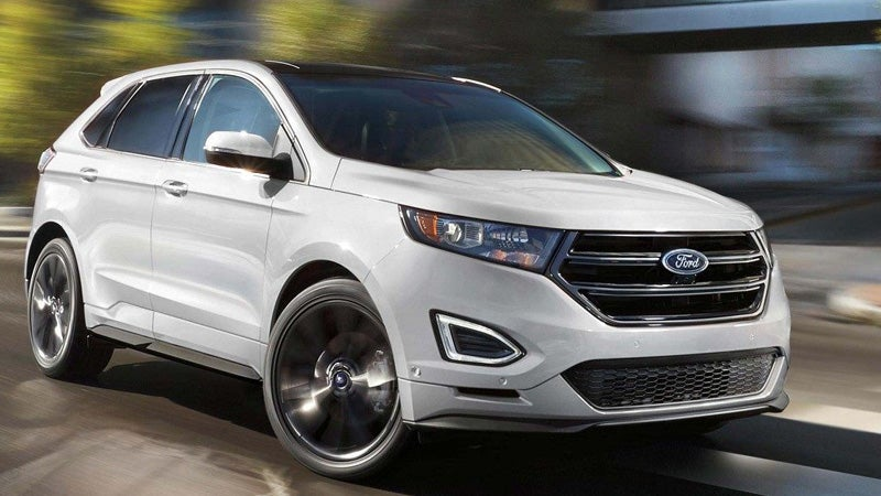 Ford Edge Ozark Al Trim Levels Exterior