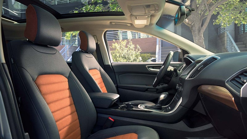 2018 Ford Edge Ozark Al Safety Features