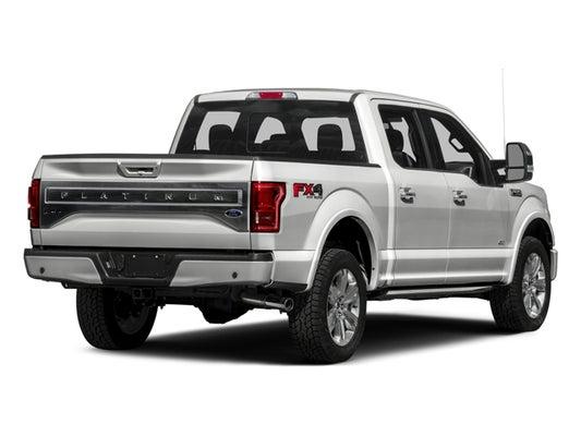 2016 Ford F 150 Platinum In Ozark Al Gilland