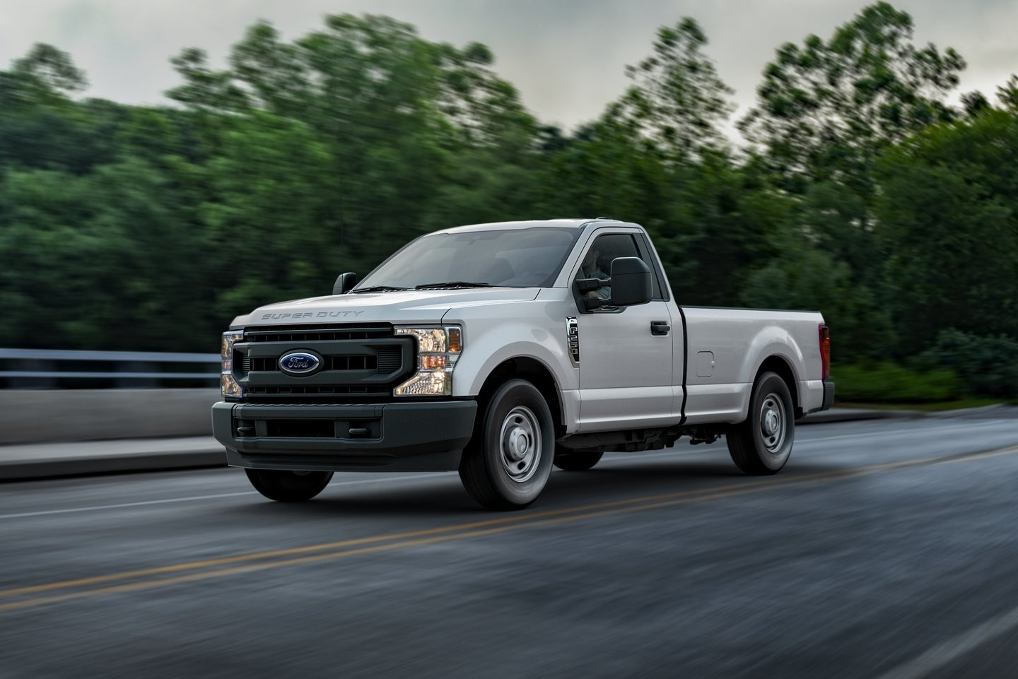 2020 Ford F-250 Configurations
